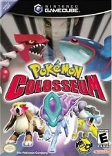 POKEMON COLLOSEUM  GAMECUBE GAME PAL