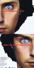"""JEAN-MICHEL JARRE """"MAGNETIC FIELDS"""" 3. Usine, de 1981! Jeux au ROYAUME-UNI! nouveau CD"""