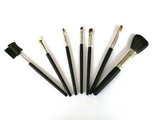 7 cepillo de maquillaje sombras de ojos herramientas cosméticas para principiant