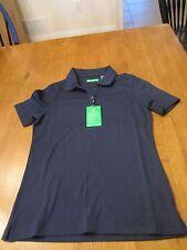 Womens Oxford Golf Super Dry Golf Shirt, NWT, S