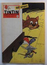 JOURNAL DE TINTIN N° 553 MAI 1959 - COUVERTURE MACHEROT - CHLOROPHYLLE