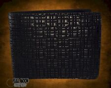 New Nixon Arc SE Leather Mens Black Bifold Wallet