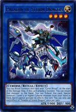 Yugioh! Paladin of Storm Dragon - CYHO-EN031 - Rare - Unlimited Edition Near Min