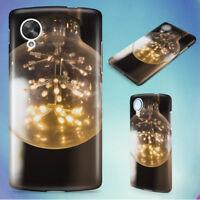 ART BLUR BRIGHT BULB HARD BACK CASE COVER FOR NEXUS PHONES