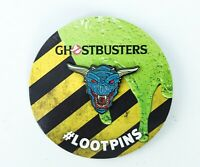 Loot Crate Exclusive Ghostbusters Terror Dog Enamel Pin May 2019 NEMESIS NEW