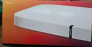 Sonos Playbase Wireless Soundbar Speaker - White