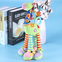 Kinder Babybett Krippe Kinderwagen Hängen Giraffe Anhänger Spielzeug mit Klingel