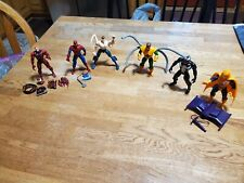 1994 Spider-Man The New Animated Series 1 collection of 6 out of 7