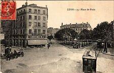 CPA LYON Place de Paris (442296)