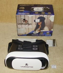 VOLKANO MATRIX SERIES VIRTUAL REALITY HEADSET FOR SMARTPHONE BOXED AWESOME COOL