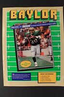 Baylor Bears University September 1990 Game Day vs SHSU Program Grant Teaff
