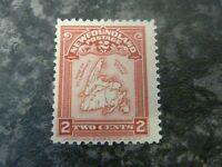 NEWFOUNDLAND POSTAGE STAMP SG94 LIGHTLY-MOUNTED MINT