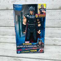 Hasbro Marvel Legends Avengers Thor Ragnarok Electronic Action Figure Brand New