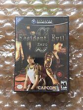 Fabbrica Nuovo di Zecca Sigillata Resident Evil Zero VERSIONE NTSC per NINTENDO GAMECUBE