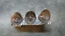 2005 ALFA ROMEO 156 4DR SALOON FUEL CLOCK & TEMPERATURE GAUGE CLUSTER