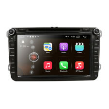 "8"" Android 9.0 Car Stereo DVD for VW Golf Passat Tiguan Jetta Caddy Amarok Seat"