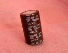 1000uF 400V 1000 uf NIPPON KMR Electrolytic Capacitor lot of 10