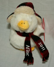 Macy's Store Promo Holiday AFLAC Duck in Winter Hat New NOS 2011 Tags