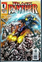 BLACK PANTHER #4 VF- 7.5 1st APPEARANCE of WHITE WOLF BUCKY 1999 KEY SEQUEL HUGE