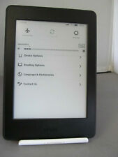 "Kindle Paperwhite Gen 4GB Wi-Fi & 3G 6"" E-Book Reader 300 PPI retroilluminazione 0QUJ"
