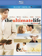 The Ultimate Life (Blu-ray Disc, 2013)FREE FIRST CLASS SHIPPING !!!!!
