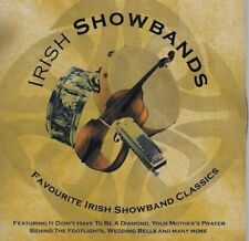 CD in cardboard sleeve IRISH SHOWBANDS ireland celtic showband classics
