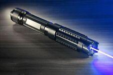 450nm Powerful WBY6-A  2 Blue Laser Pointer Adjustable Lazer Pen  Paper