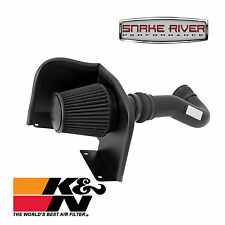 K&N BLACKHAWK DRY COLD AIR INTAKE 07-08 CHEVY SILVERADO GMC SIERRA 1500
