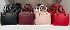 Michael Kors Savannah MINI Xbody Giftables Leather Crossbody Bag Satchel Bag