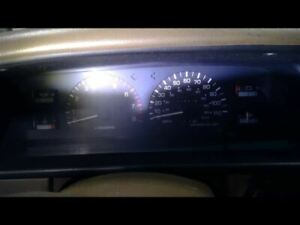 Speedometer MPH Cluster With Tachometer 6 Cylinder Fits 97-98 T100 743486
