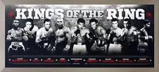 Boxing's Kings Of The Ring - Framed
