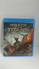 Wrath of the Titans Blu ray DISC