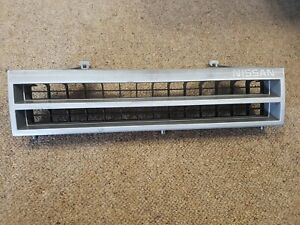 R31 Nissan Skyline Silhouette front grill silo