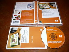 HP Creative Scrapbook Assistant 1.5 PC/Mac CD-ROM 2005 for Windows 98/Me/2000/XP