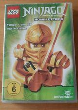 DVD Lego Ninjago - Komplettbox Folge 1 - 26
