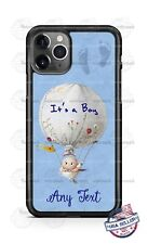 Baby Announcement It's a Boy Customized Phone Case For iPhone Samsung LG Google