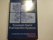 KAWASAKI DIGITAL FUEL INJECTION SYSTEM DVD 2005 MOVIE VIDEO 99973-0026-01