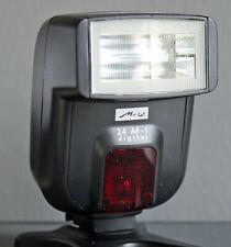 Flash Mecabitz mecablitz 24 AF-1 digital TTL para CANON, SIN ESTRENAR.