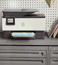 HP OfficeJet Pro 9015 All-in-One Wireless Printer,with Smart Home Office Product