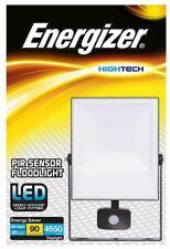 Energizer PIR Security Lights IP44 LED Outdoor Floodlight 6500K Motion Sensor