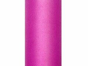 Tulle Roll Fuchsia 50cm x 9m