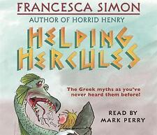Helping Hercules by Francesca Simon (CD-Audio, 2005)