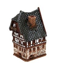 cerámica casa de velas lichterhaus forjado DÜRER casa en NURENBERG 15cm 40561