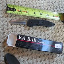 Kabar ATS 34 steel knife made in USA (lot#7326)