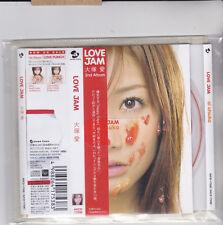 J-POP CD, LOVE JAM/Otsuka Ai (SKU 156)