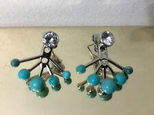Mimco Turquoise Fashion Earrings