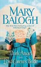 Dark Angel - Lord Carew's Bride by Mary Balogh (2010, Paperback)