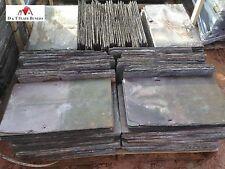 Reclaimed / Second-hand 22x12 Welsh Slate Grey/Purple
