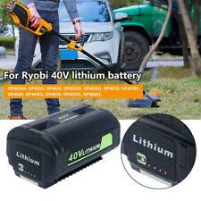 Battery For Ryobi 36V 40V Li-ion 4.0Ah BPL3626 BPL3626D BPL3640 BPL3640D BPL3626