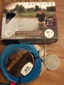 Shakespeare Glider WF 8. I fly fishing New